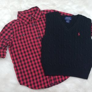 Polo by Ralph Lauren set